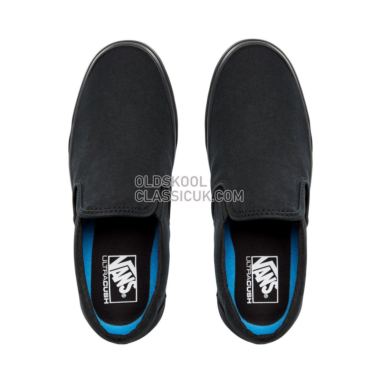Vans Made For The Makers Classic Slip-On  Sneakers Mens Black VA3MUDQBX Shoes