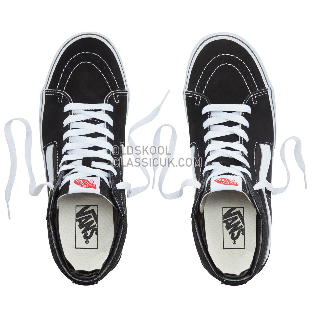 Vans Sk8-Hi Sneakers Mens Black VN000D5IB8C Shoes
