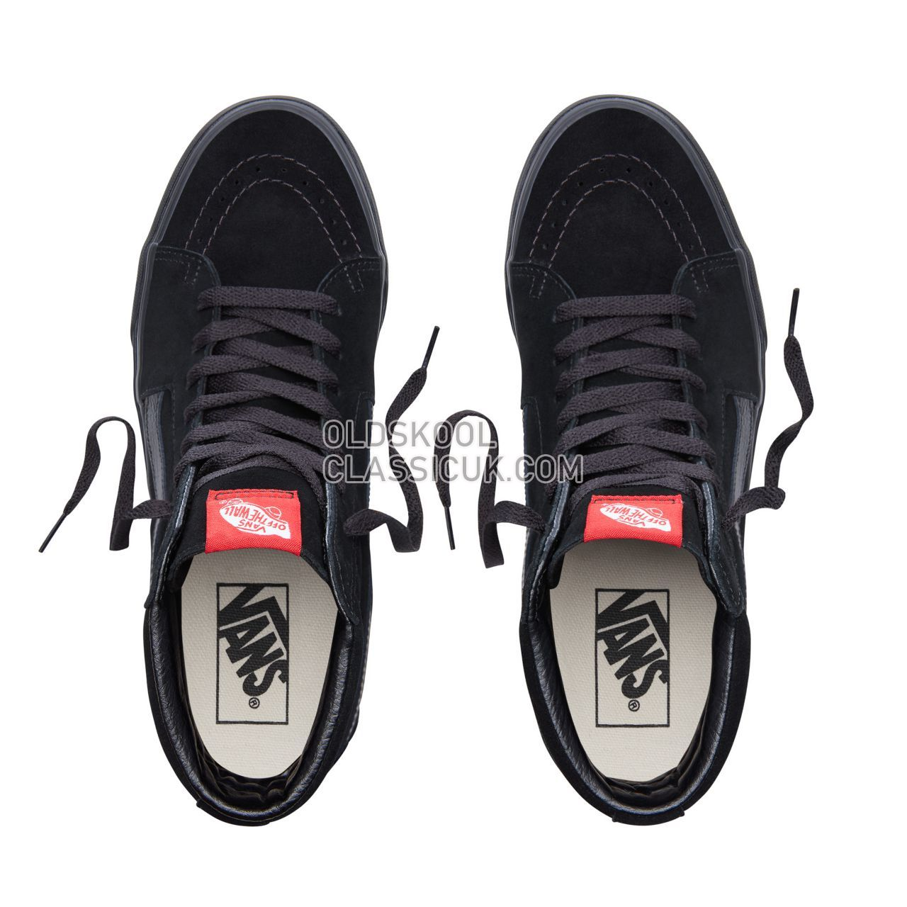 Vans Sk8-Hi Sneakers Mens Black VN000D5IBKA Shoes