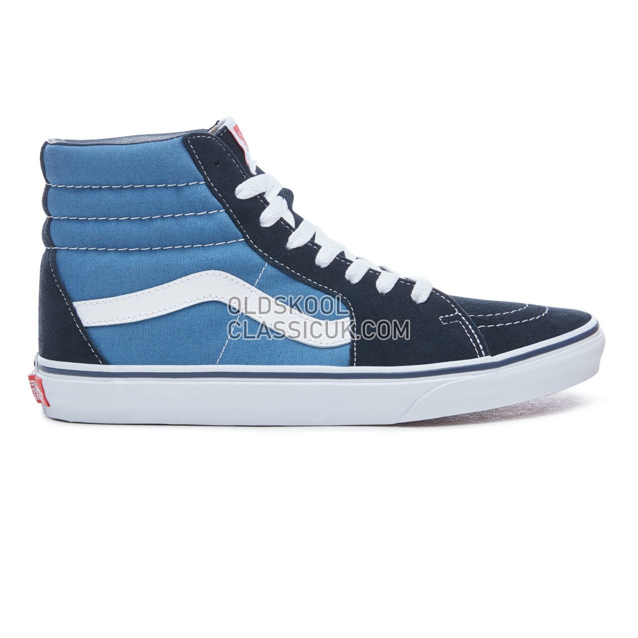 Vans Sk8-Hi Sneakers Mens Navy VN000D5INVY Shoes
