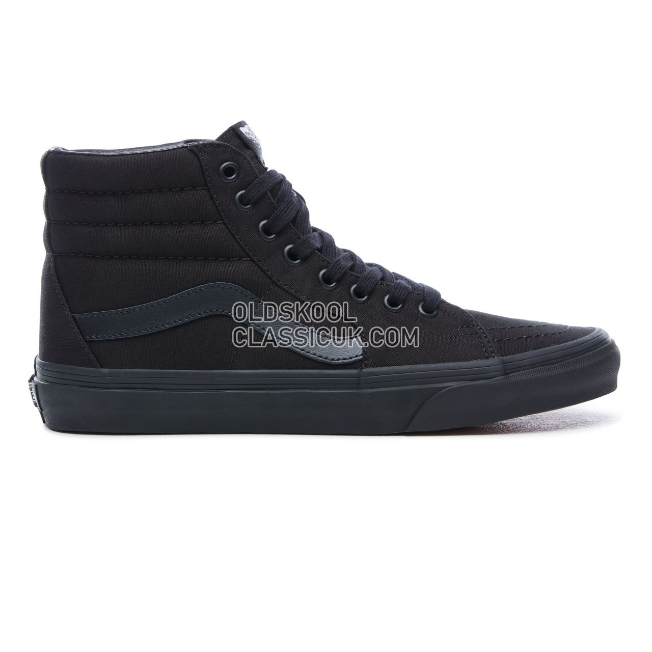 Vans Sk8-Hi Sneakers Mens Black VN000TS9BJ4 Shoes