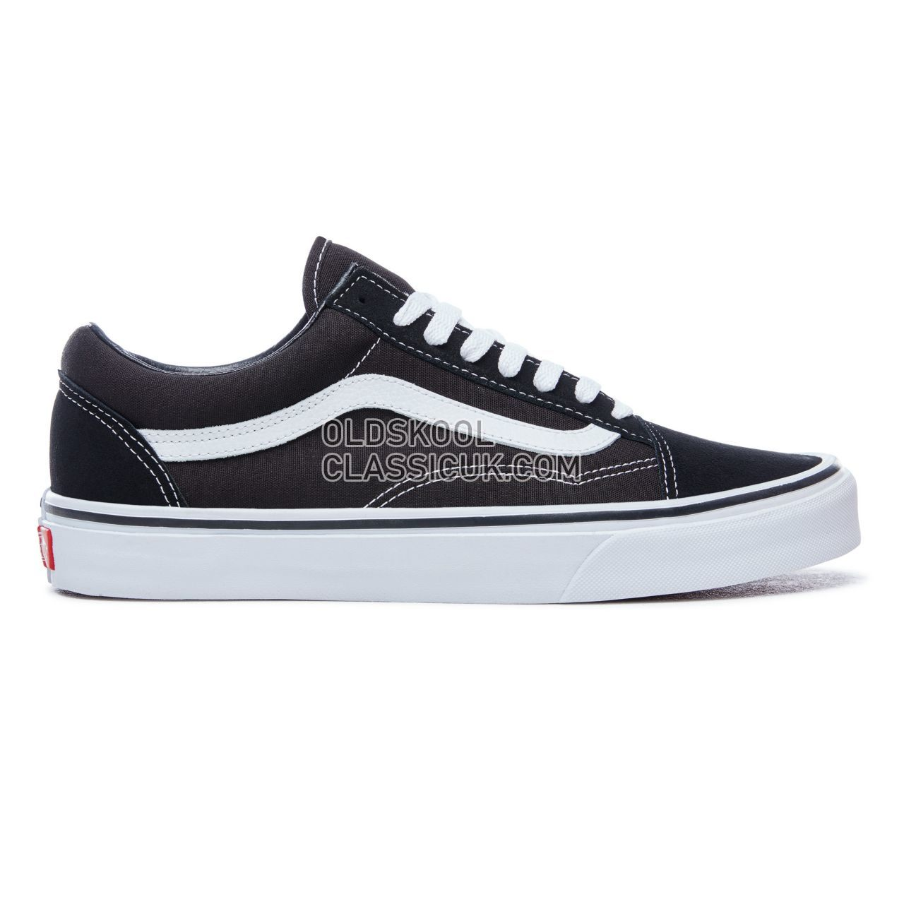 Vans Old Skool Sneakers Mens Womens Unisex Black VN000D3HY28 Shoes