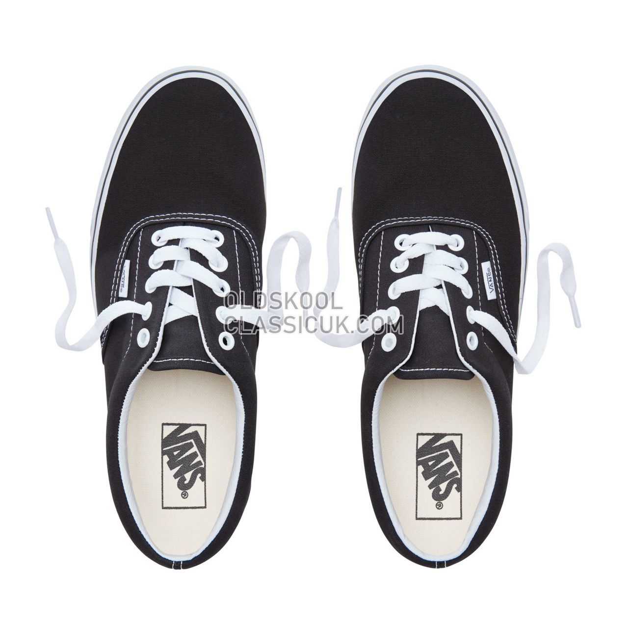 Vans Era Sneakers Mens Black VN000EWZBLK Shoes