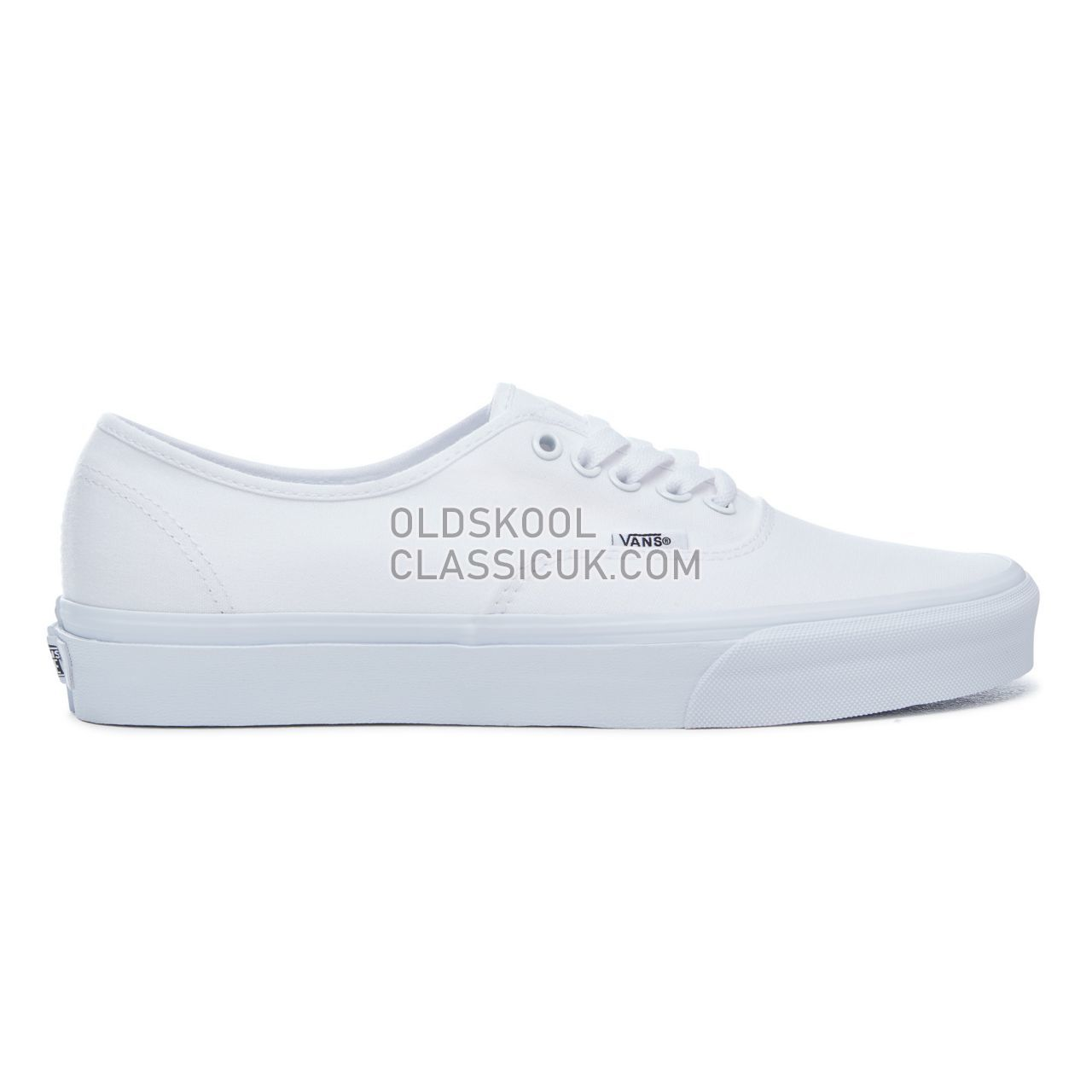 Vans Authentic Sneakers Mens True White VN000EE3W00 Shoes