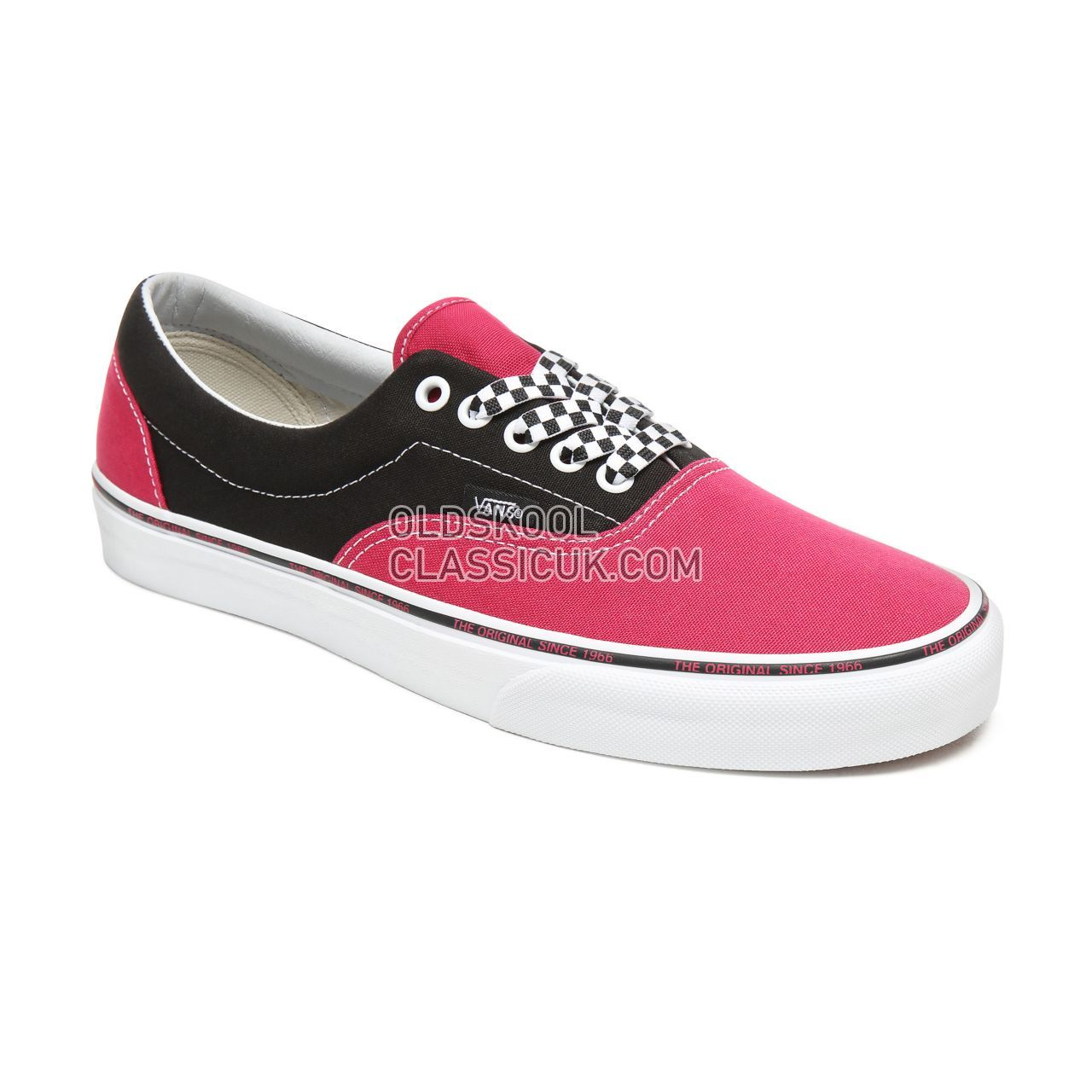 ... Vans Era Sneakers Mens Jazzy Black True White VN0A38FRS1S Shoes ... 1e6505d96bf