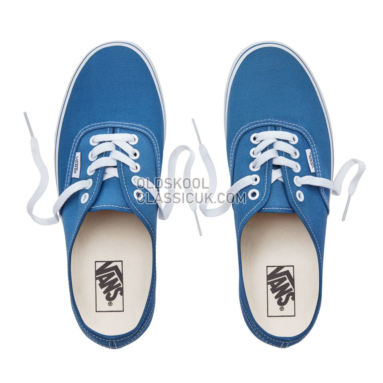 Vans Authentic Sneakers Mens Navy VEE3NVY Shoes