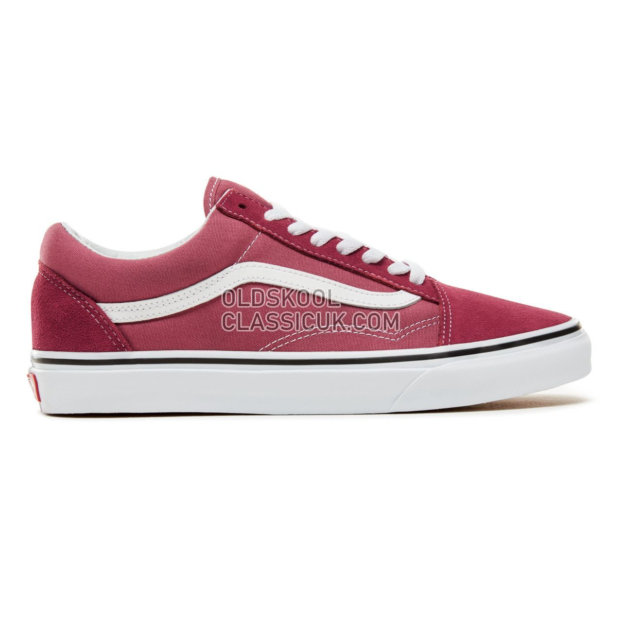 b272cd6d76c4 Vans Color Theory Old Skool Sneakers (Unisex) Mens Womens Unisex Dry Rose True  ...