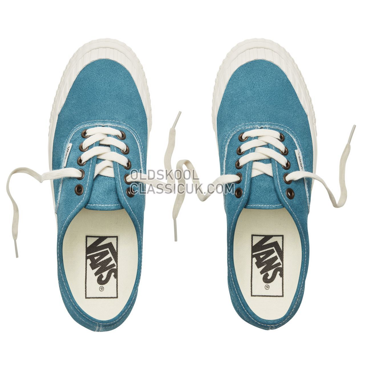 Vans Suede Vintage Military Authentic 138 Sneakers Mens (Vintage Military) Corsair VA3TK6U67 Shoes