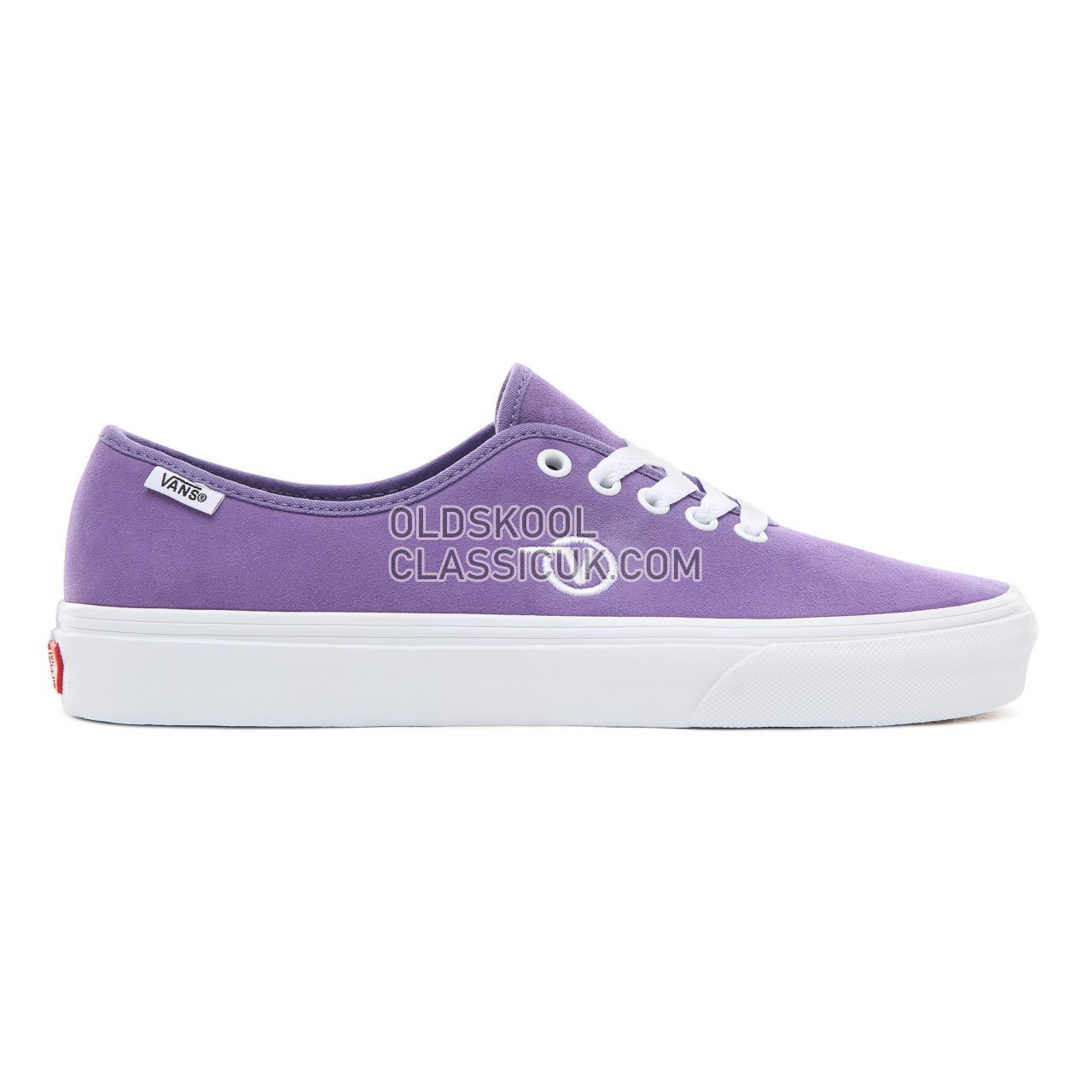 36be9eb3603e Vans Circle V Authentic One Piece Sneakers Mens (Circle V) Veronica Suede  VA3XIMS4K ...
