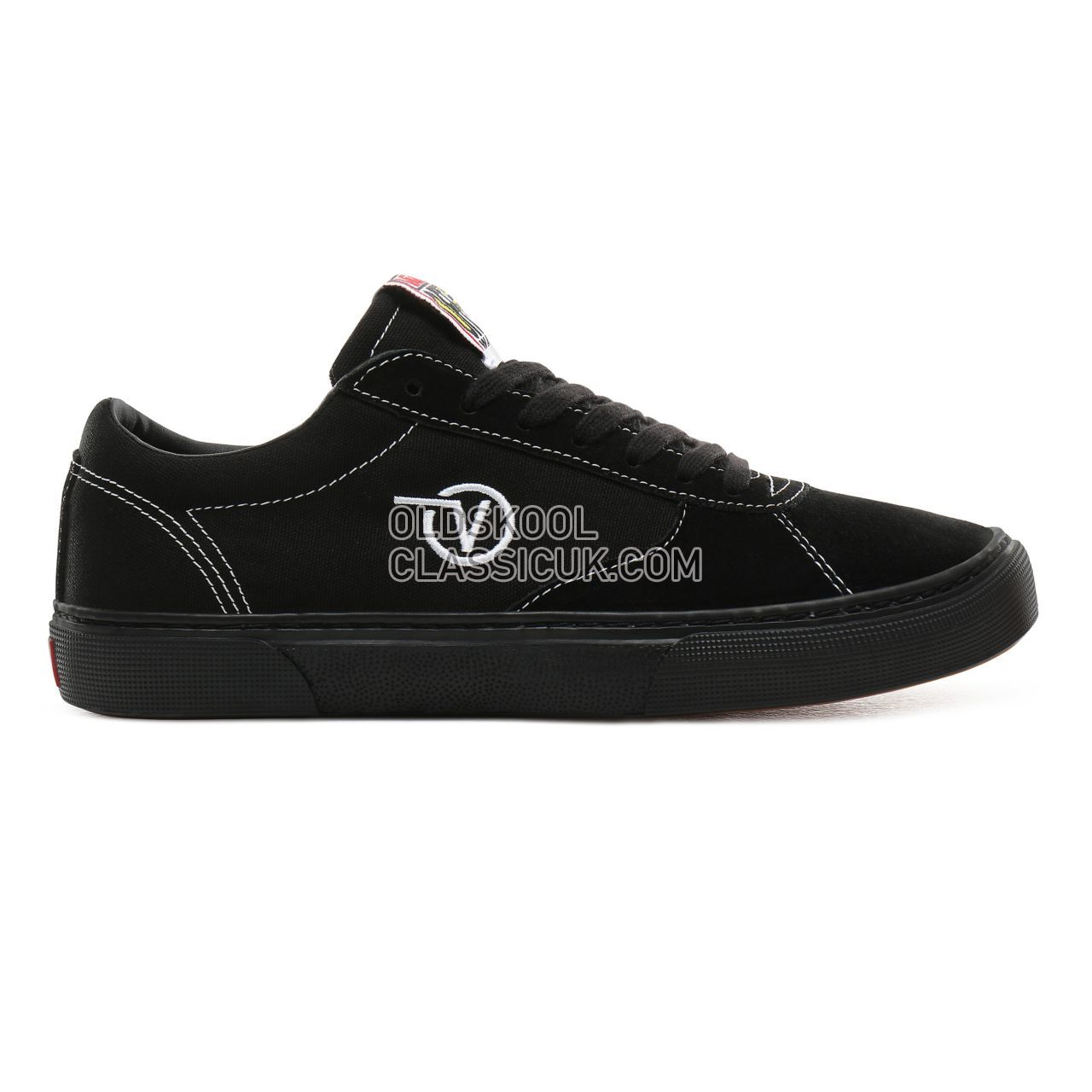 Vans Paradoxxx Sneakers Mens Black/Black VN0A3TKKBKA Shoes