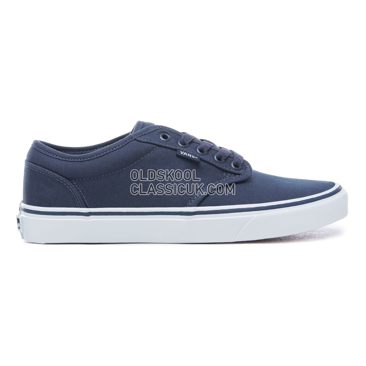 Vans Atwood Sneakers Mens NavyWhite VKC44K1 Shoes £50