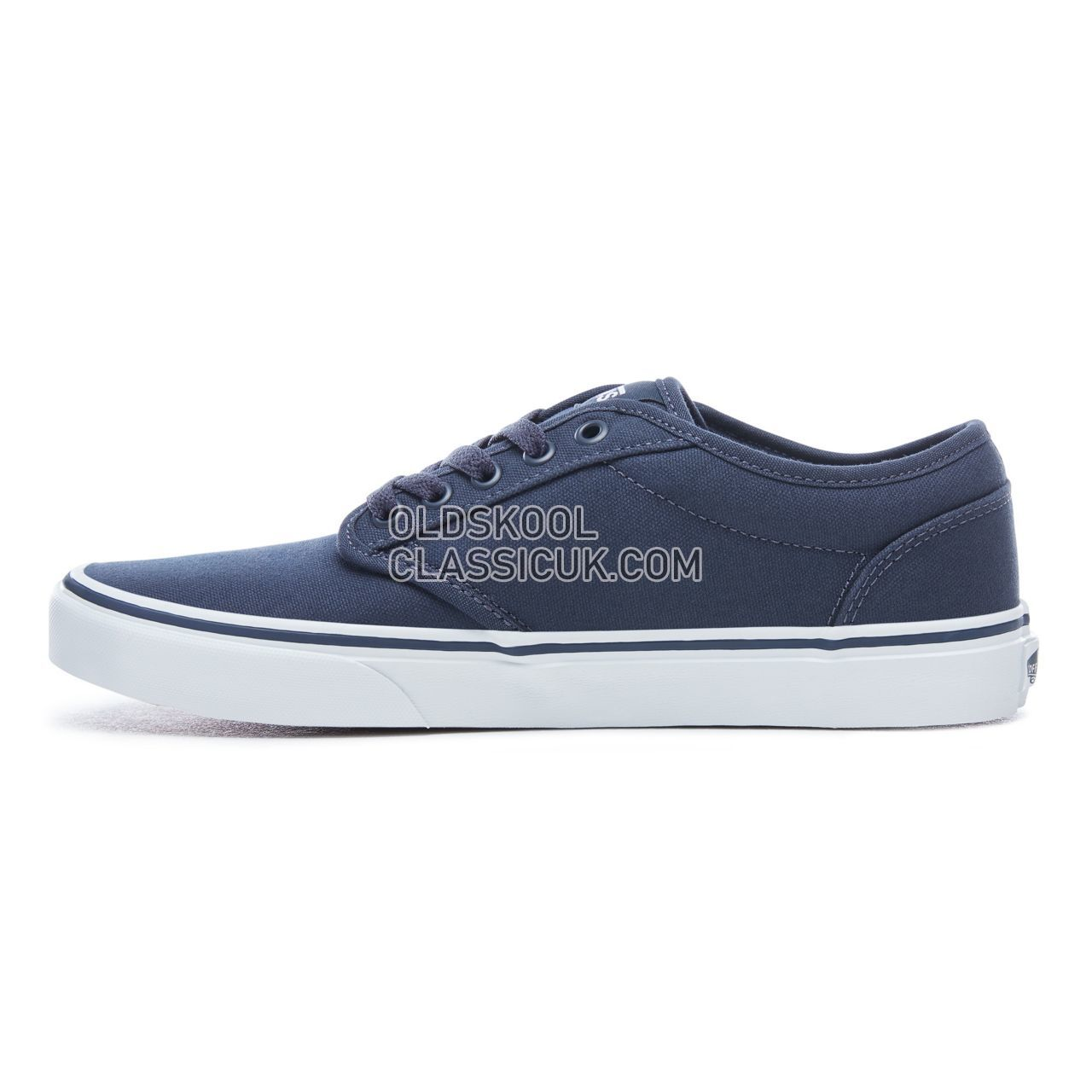 Vans Atwood Sneakers Mens Navy/White VKC44K1 Shoes