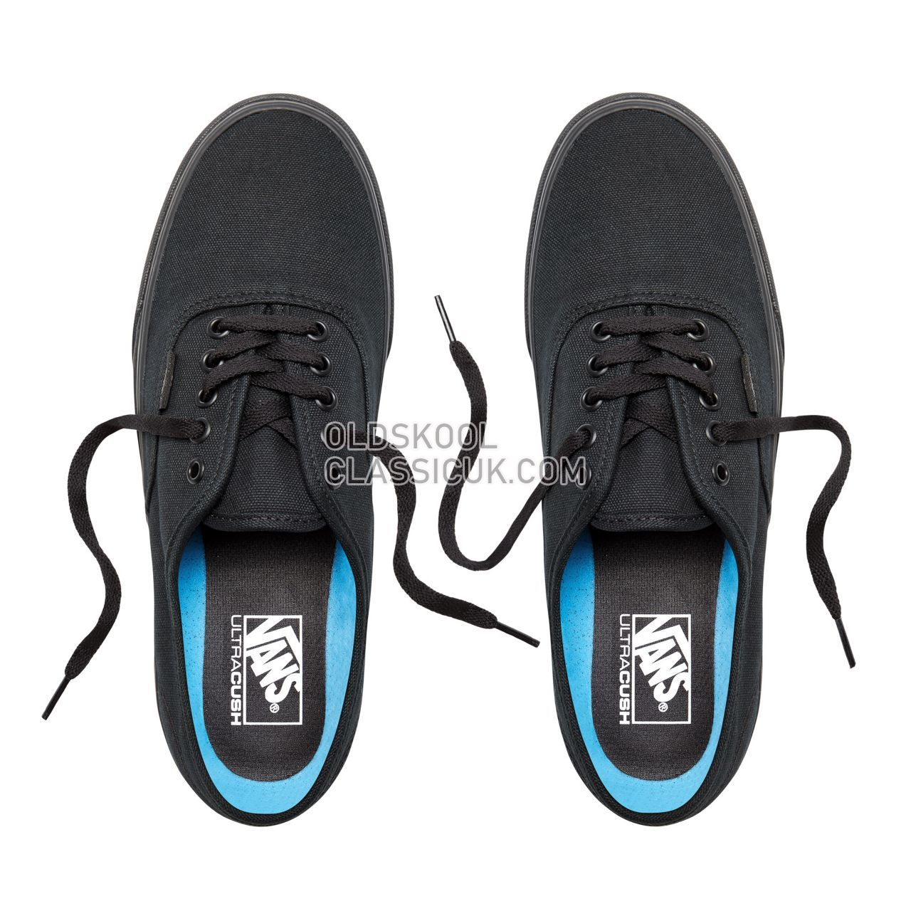 Vans Made For The Makers Authentic Sneakers Mens Black VA3MU8QBX Shoes