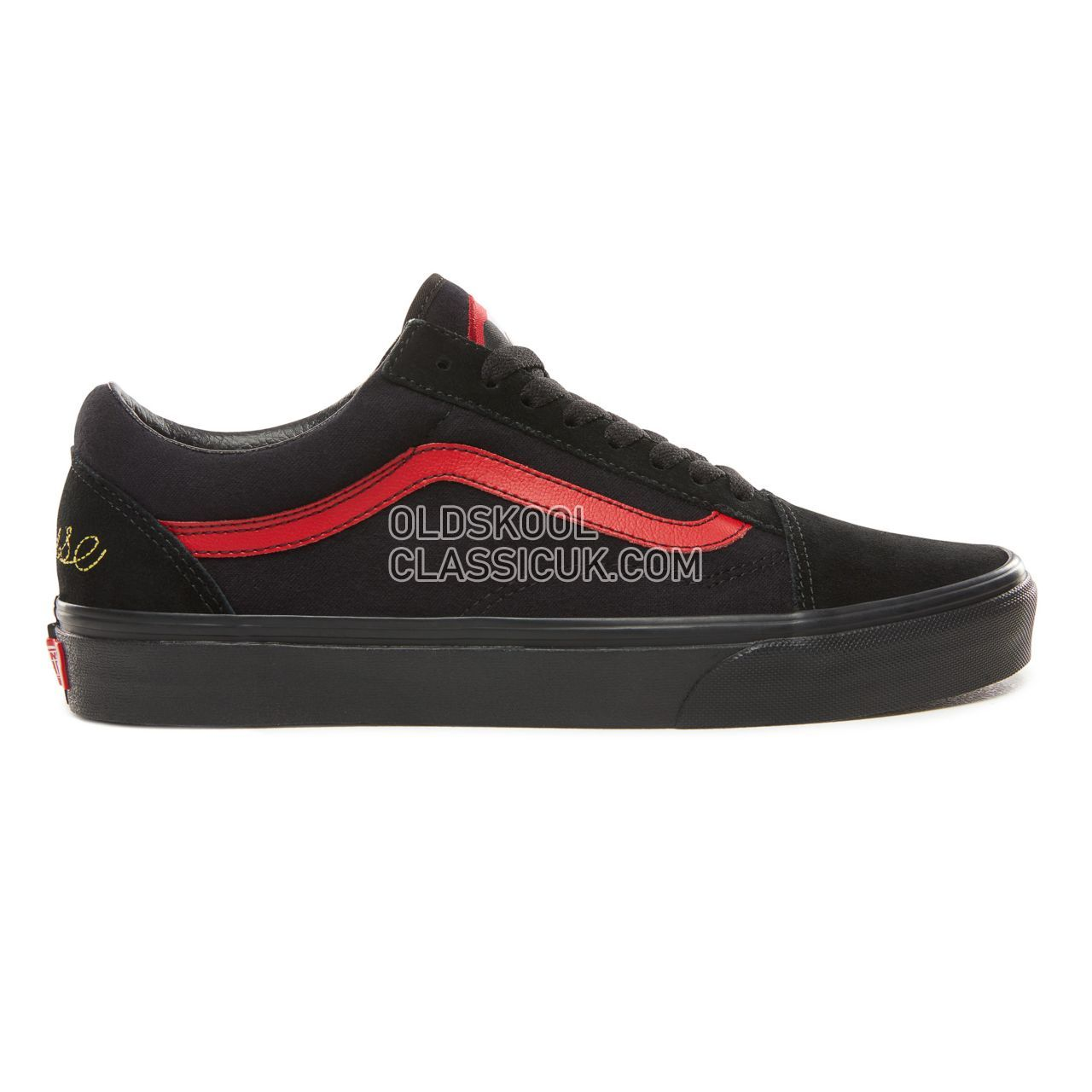 Vans Disney x Vans Old Skool Sneakers Mens Womens Unisex (Disney) Mickey Mouse Club/Black VN0A38G1UNB Shoes