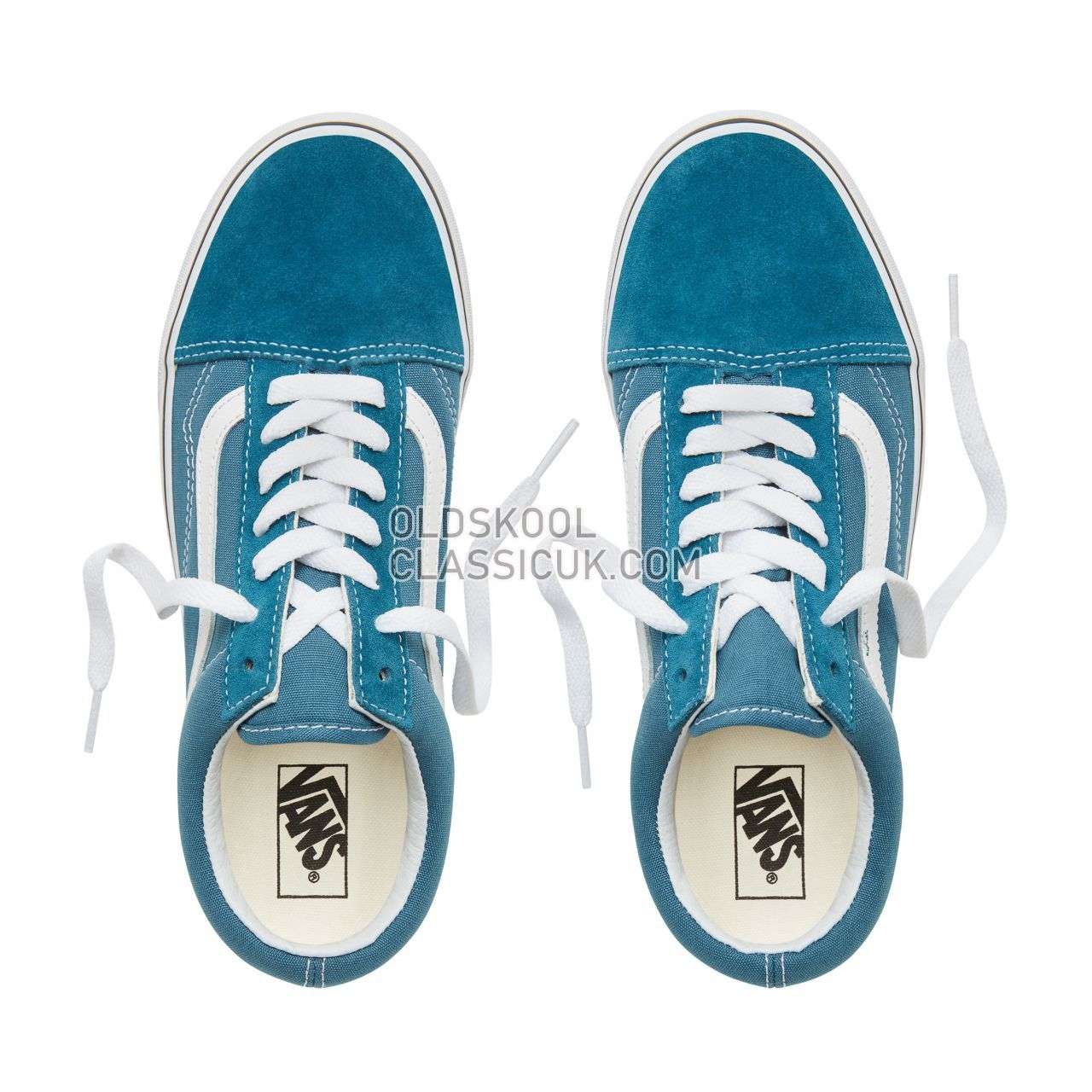 Color Theory Old Skool Shoes (Unisex)