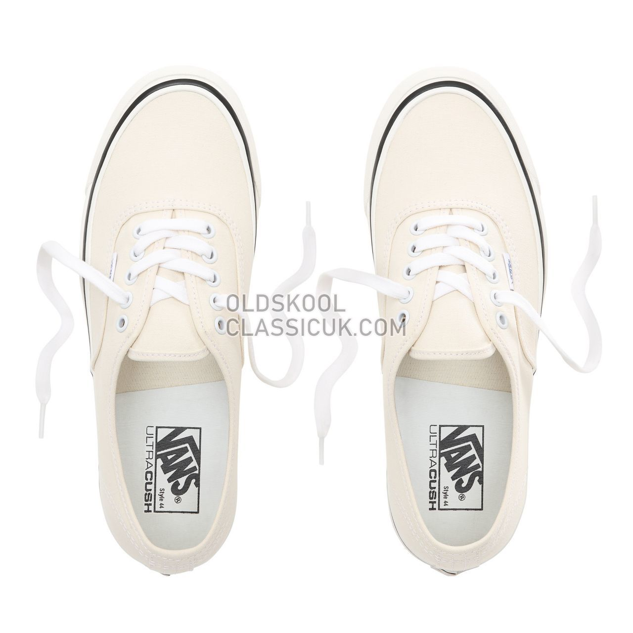 Vans Anaheim Authentic 44 Sneakers Mens (Anaheim Factory) Classic White VN0A38ENMR4 Shoes