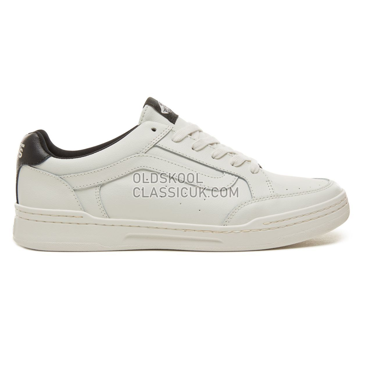Vans Sporty Highland Sneakers Mens (Sporty) Blanc De Blanc/Black VA38FDU8Y Shoes
