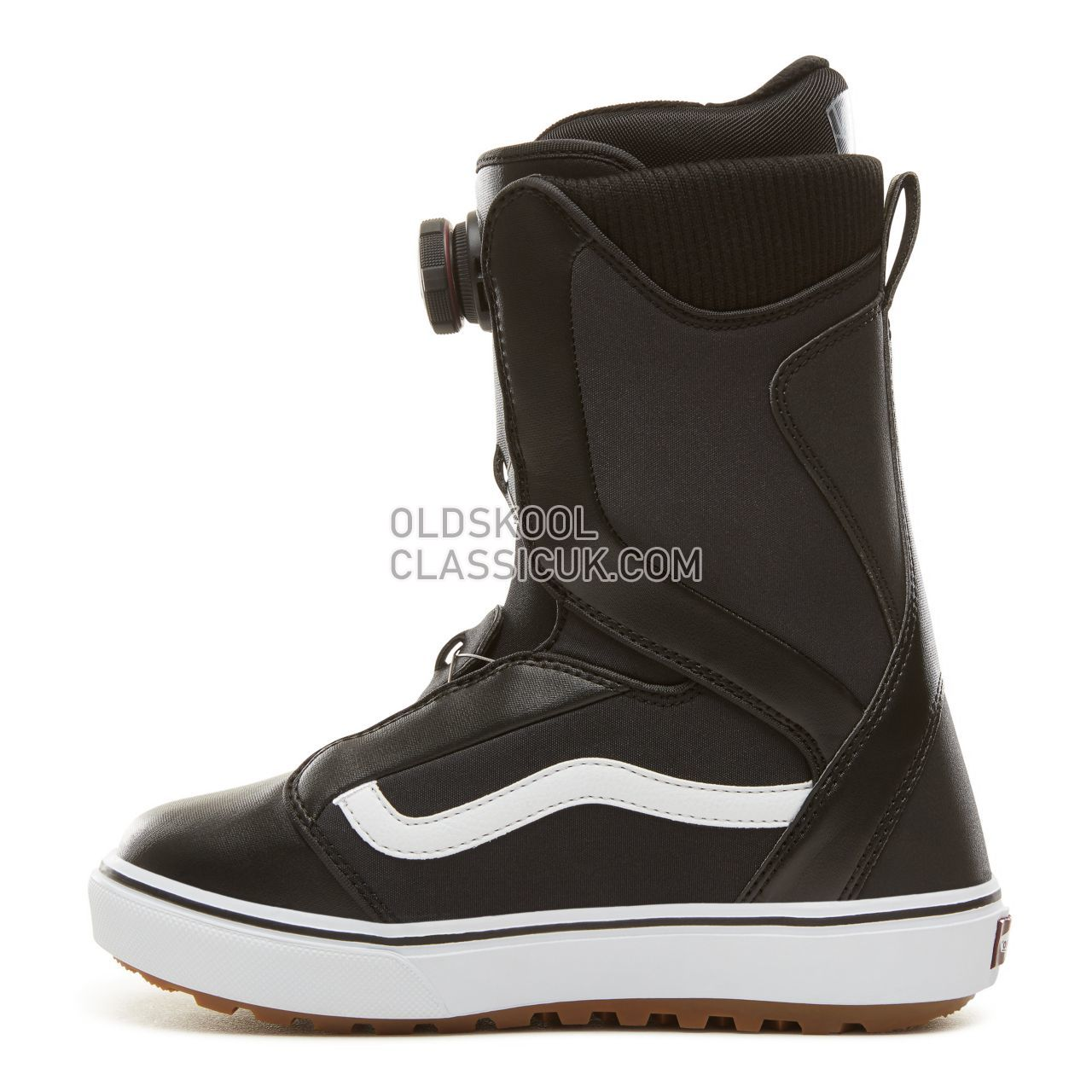 Vans Womens Encore OG Snowboots Womens Black/White VA3TFPY28 Shoes