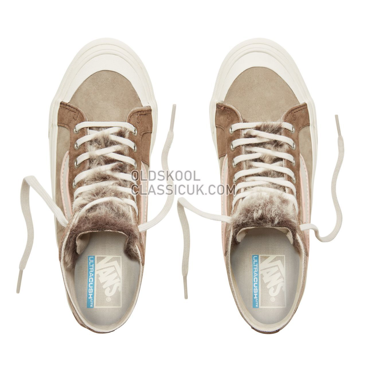 ... Vans Wolf Pack Sk8-Hi 138 Decon SF Sneakers Womens (Wolf Pack) Desert 7b3d8b22a