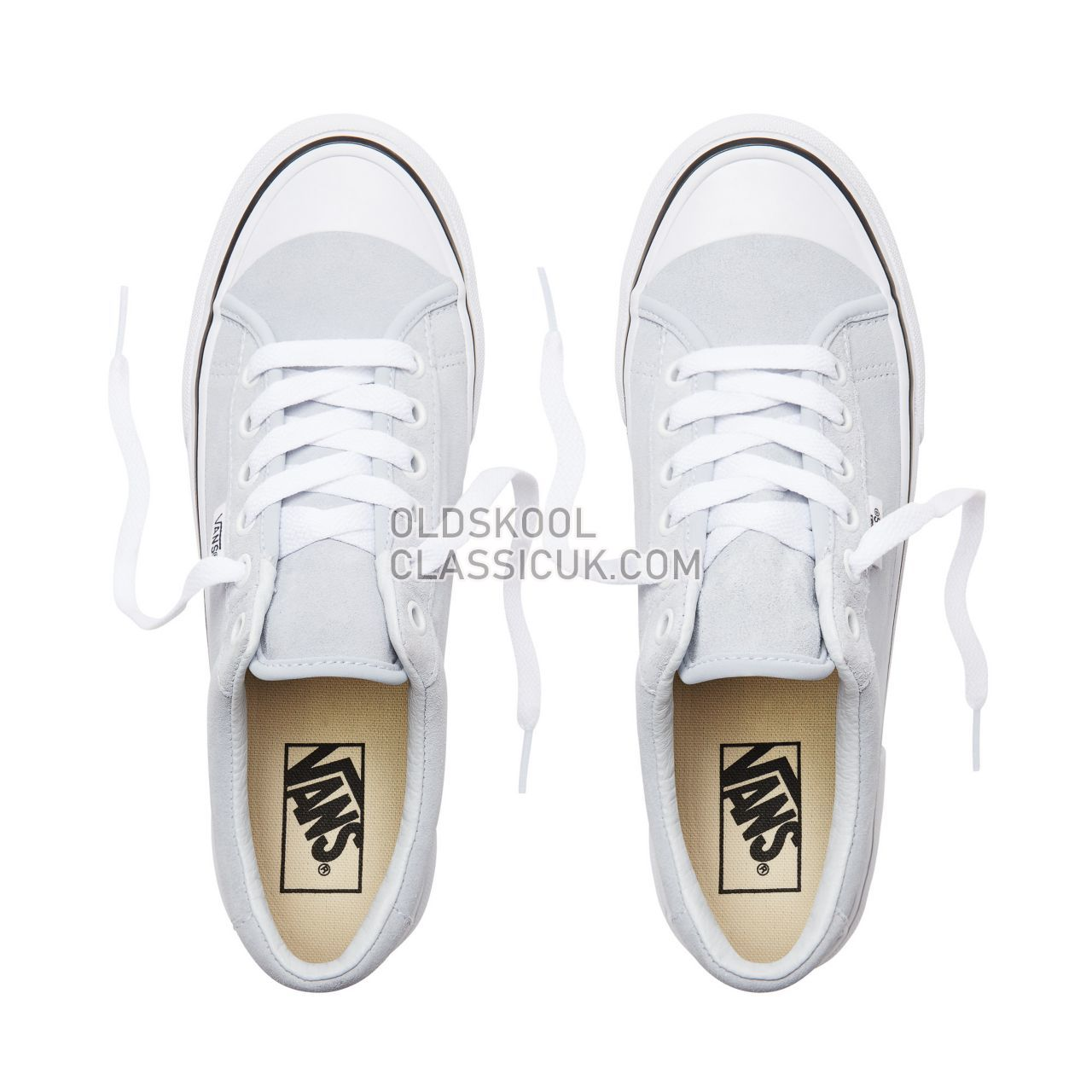 Vans Suede Style 29 Sneakers Womens (Suede) Gray Dawn/True White VN0A3MVHUR7 Shoes