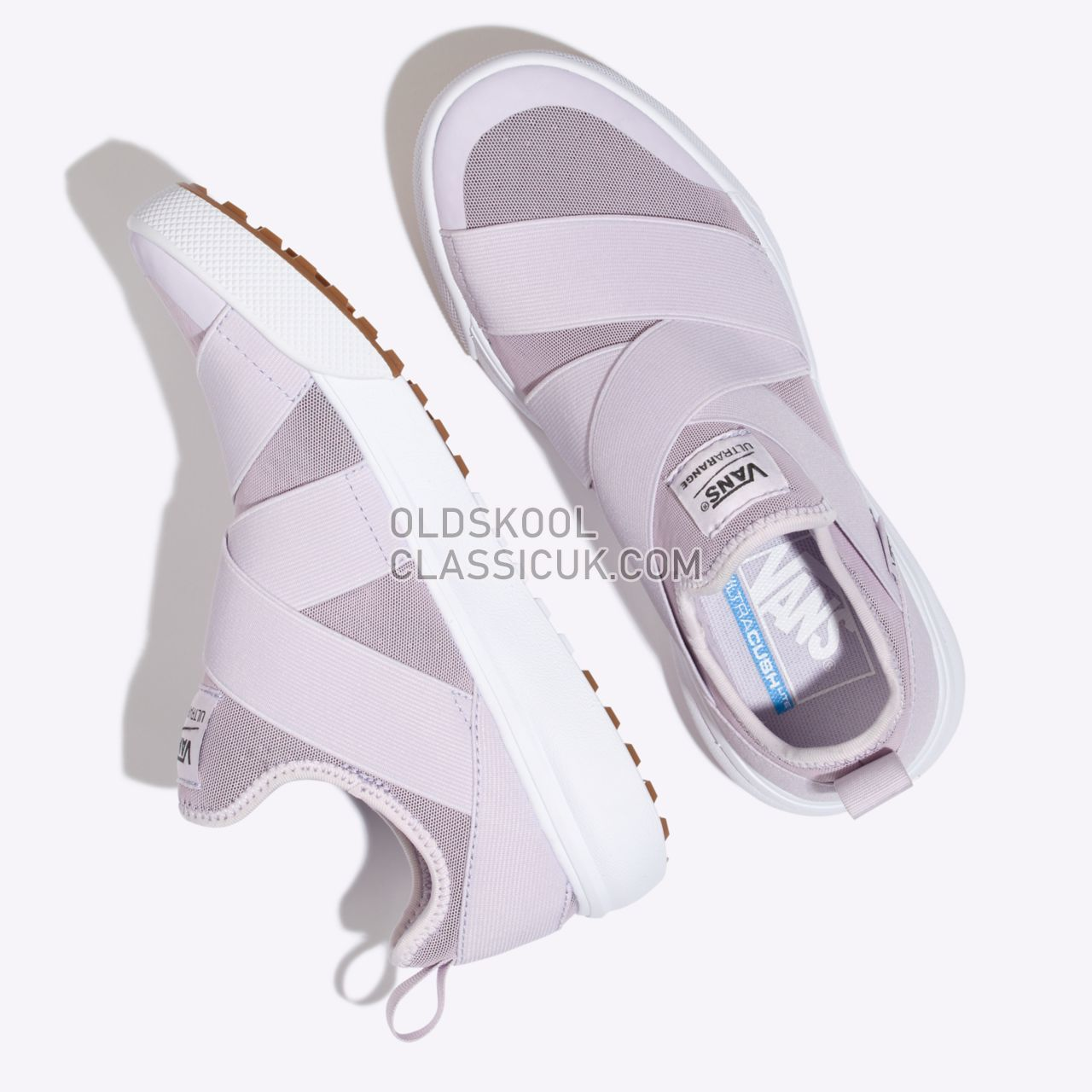 3a953968017 Vans UltraRange Gore Sneakers Womens Lavender Fog VA3MVRYEU Shoes - £48