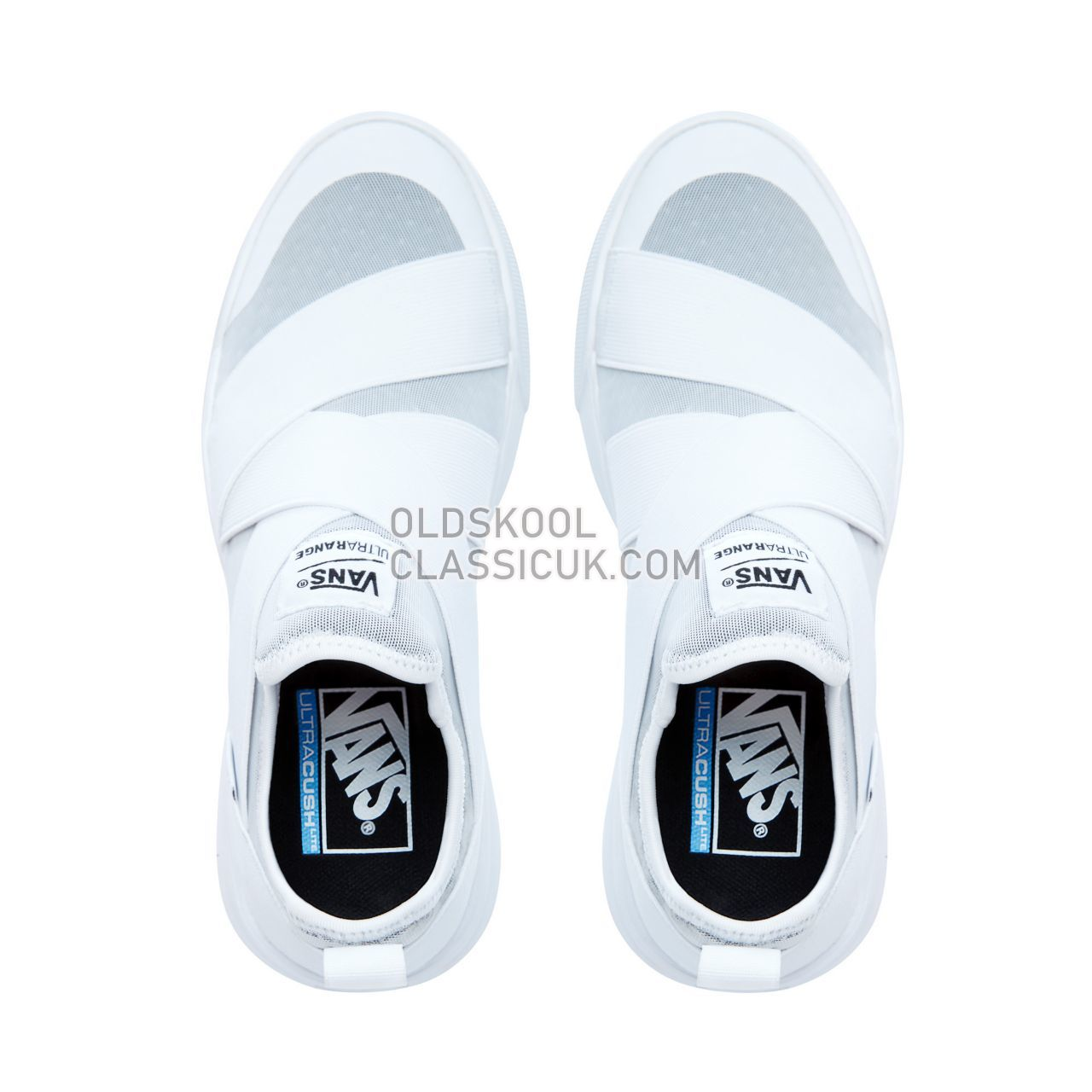 Vans Ultrarange Gore Sneakers Womens True White VA3MVRW00 Shoes