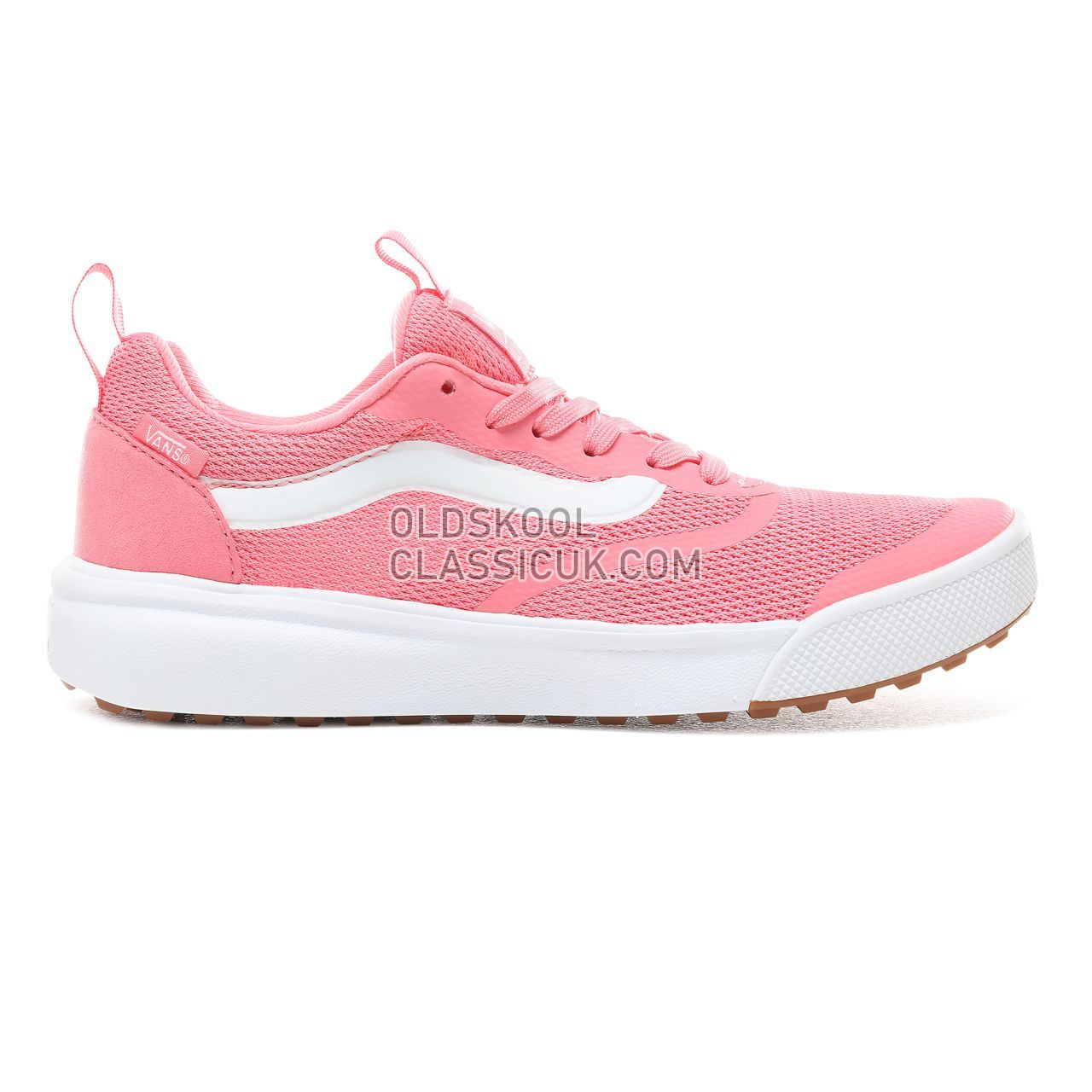 5e518078b8bc Vans Ultrarange Rapidweld Sneakers Womens Strawberry Pink VN0A3MVUUV6 Shoes  ...
