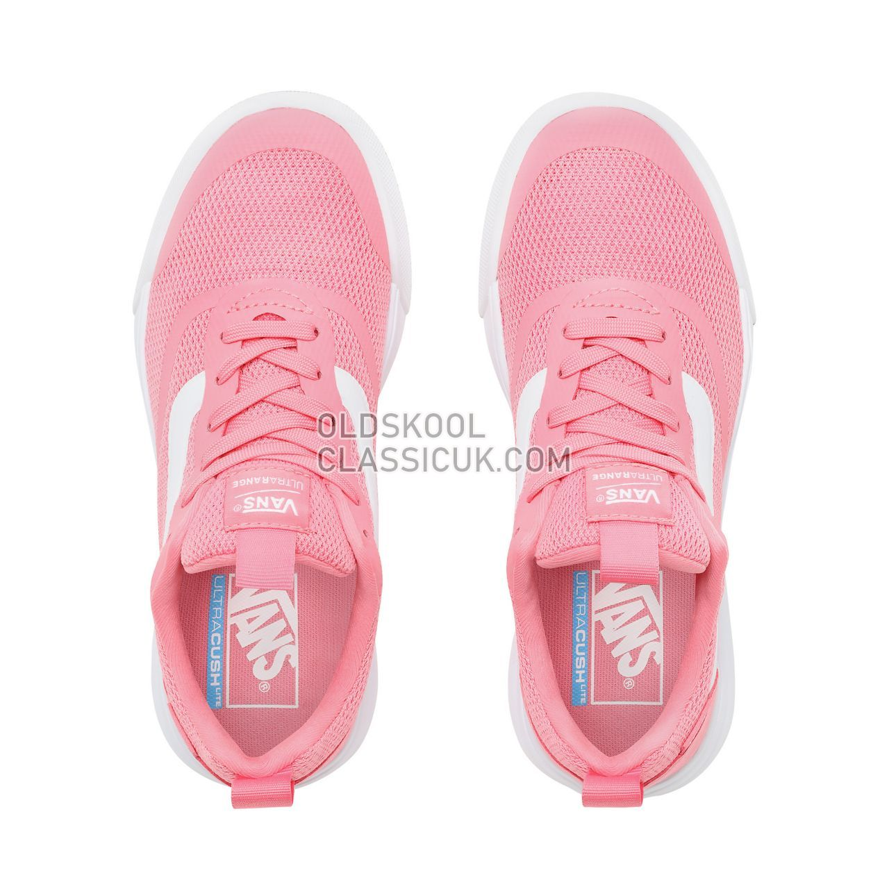 Vans Ultrarange Rapidweld Sneakers Womens Strawberry Pink VN0A3MVUUV6 Shoes