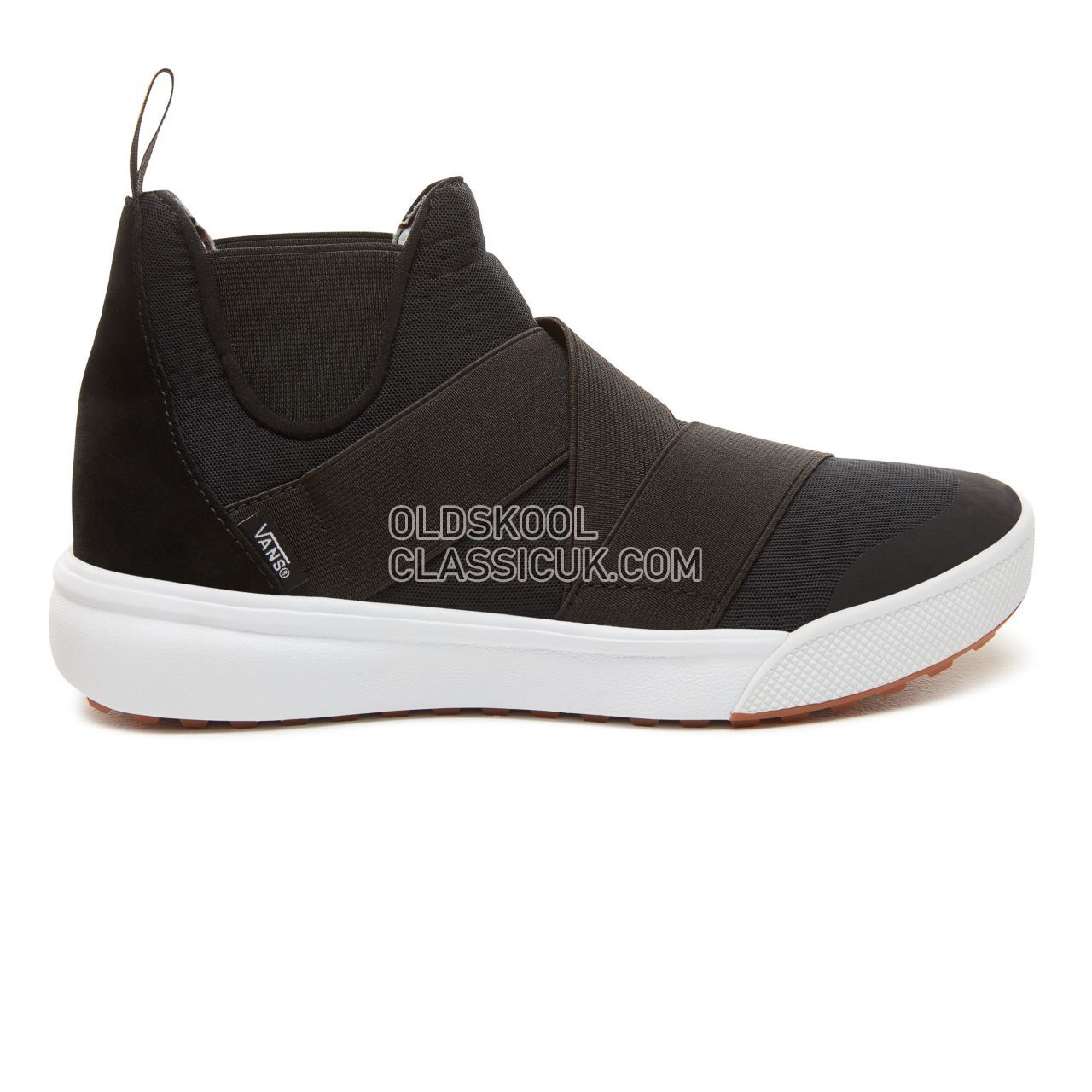 Vans UltraRange Gore Hi Sneakers Womens Black VN0A3TKXBLK Shoes