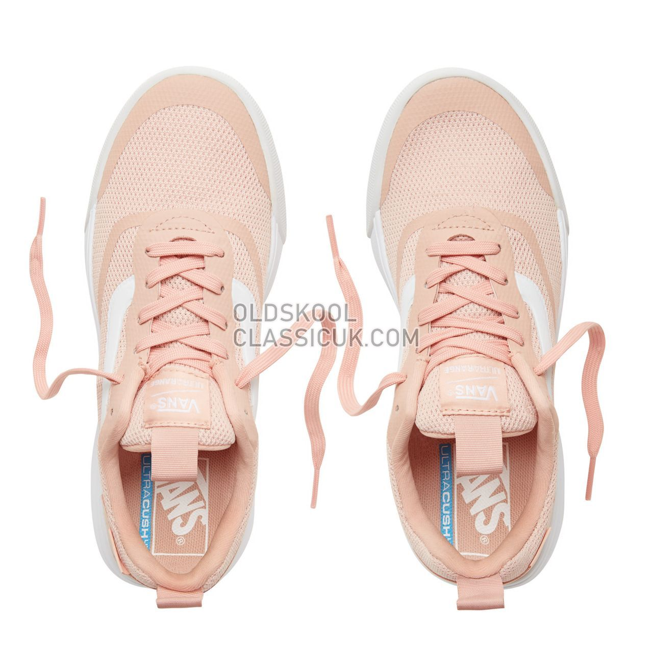 Vans UltraRange Rapidweld Sneakers Womens Rose Cloud VA3MVUOBJ Shoes
