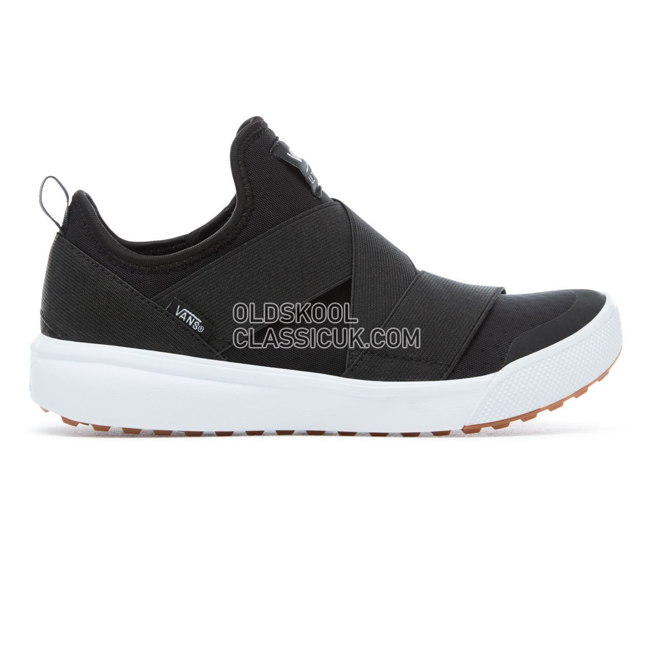 Vans Ultrarange Gore Sneakers Womens Black VN0A3MVRBLK Shoes
