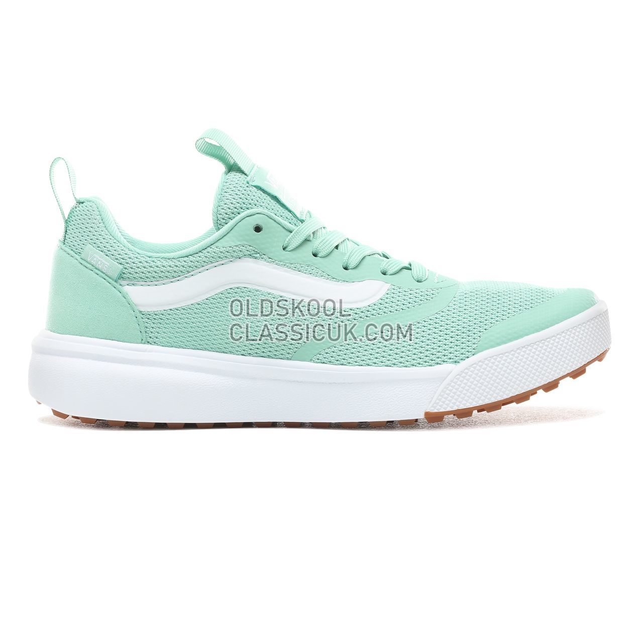 Vans Ultrarange Rapidweld Sneakers Womens Neptune Green VN0A3MVUUUT Shoes