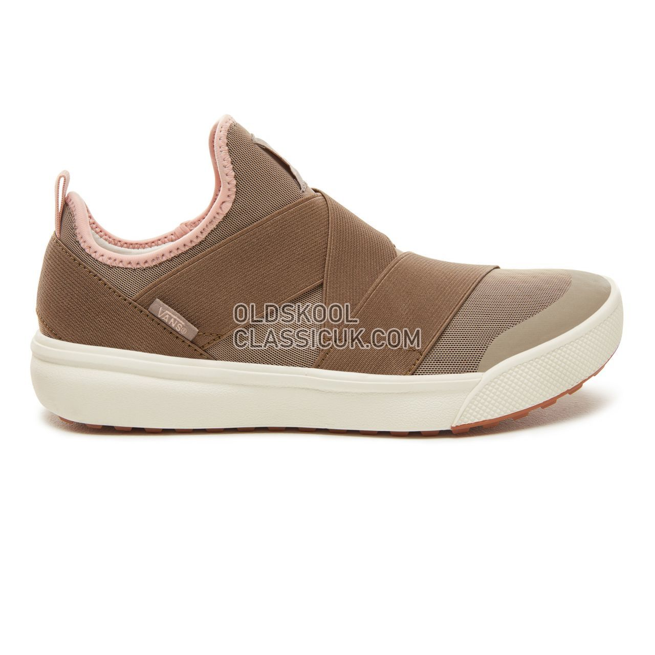 Vans UltraRange Gore Sneakers Womens Desert Taupe/Rose Cloud VA3MVRUDI Shoes