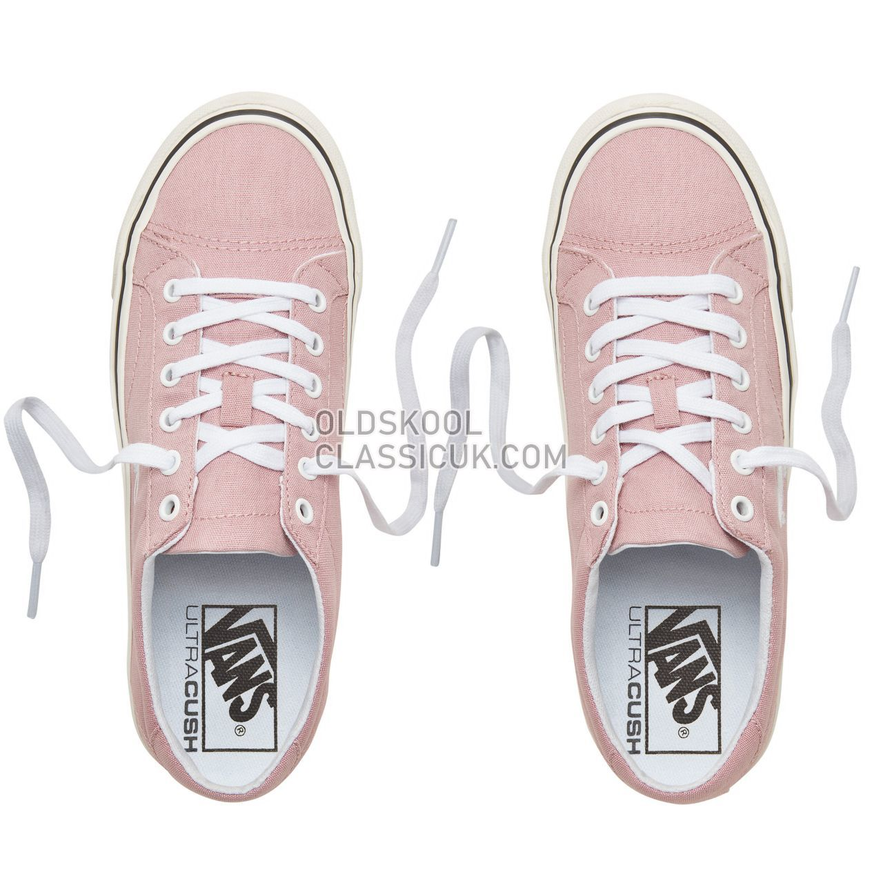 Vans Court Icon Sneakers Womens (Canvas) Zephyr/Cloud Dancer VA3JF2RG0 Shoes