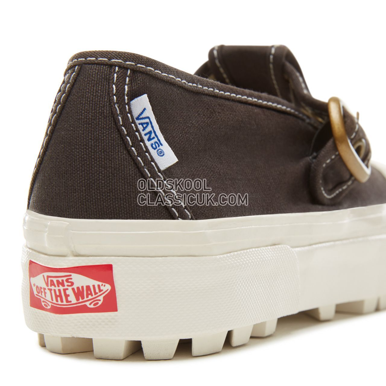 Vans Anaheim Factory Style 93 Sneakers Womens (Anaheim Factory) Og Black VA3TKVUDA Shoes