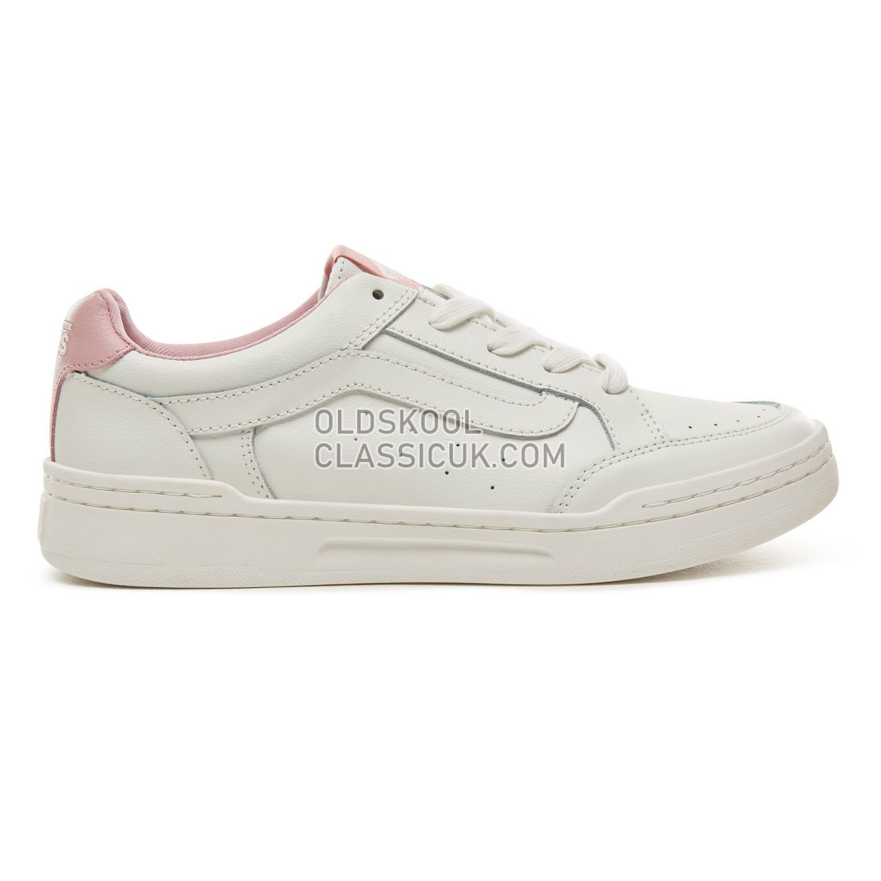 Vans Sporty Highland Sneakers Womens (Sporty) Blanc De Blanc/Zephyr VA38FDU90 Shoes