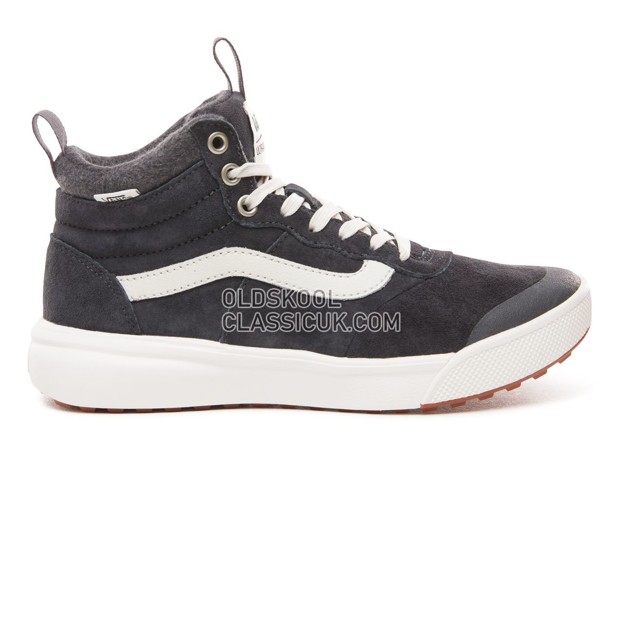 Vans Wool Ultrarange Hi Mte Sneakers Womens (Wool) Asphalt VN0A3ZD1URM Shoes