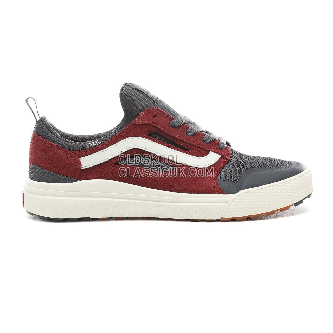 f467b2bb9152 Vans Ultrarange 3D Sneakers Mens Port Ebony VN0A3TKWVU2 Shoes - £86