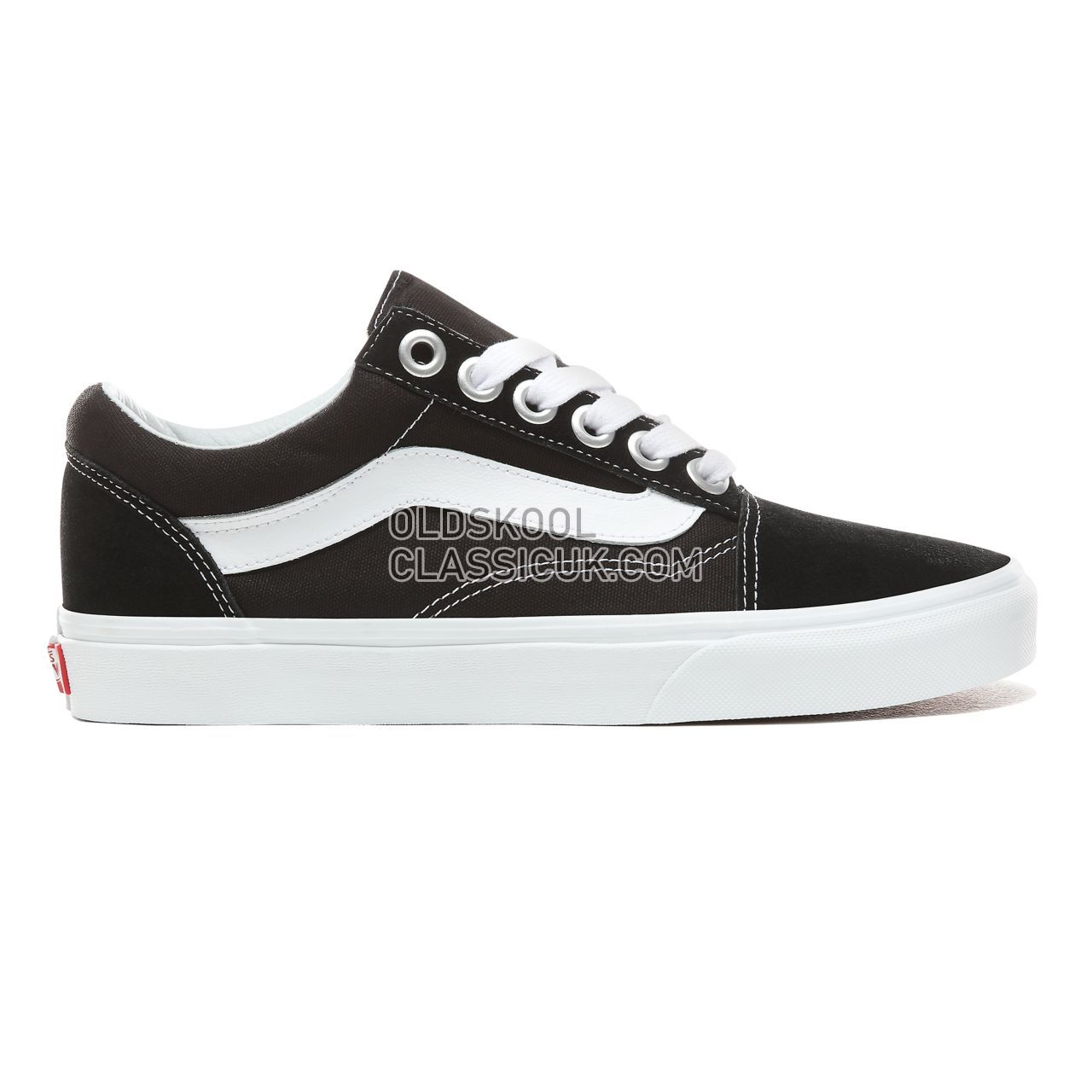 4797d80f0c0 Vans Old Skool OS Sneakers Mens Womens Unisex Black/True White VN0A3WLY6BT  Shoes ...