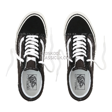 f5849f1e33470 Vans Anaheim Factory Old Skool 36 DX Sneakers Mens Womens Unisex (Anaheim  Factory) Black/True White VN0A38G2PXC Shoes - £60