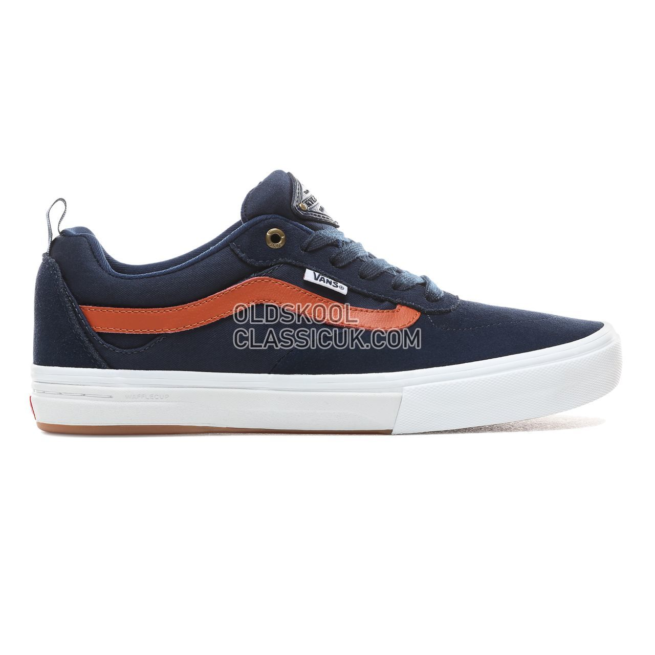 Vans Kyle Walker Pro Sneakers Mens Dress Blues/PotterS Clay VN0A2XSGVFQ Shoes
