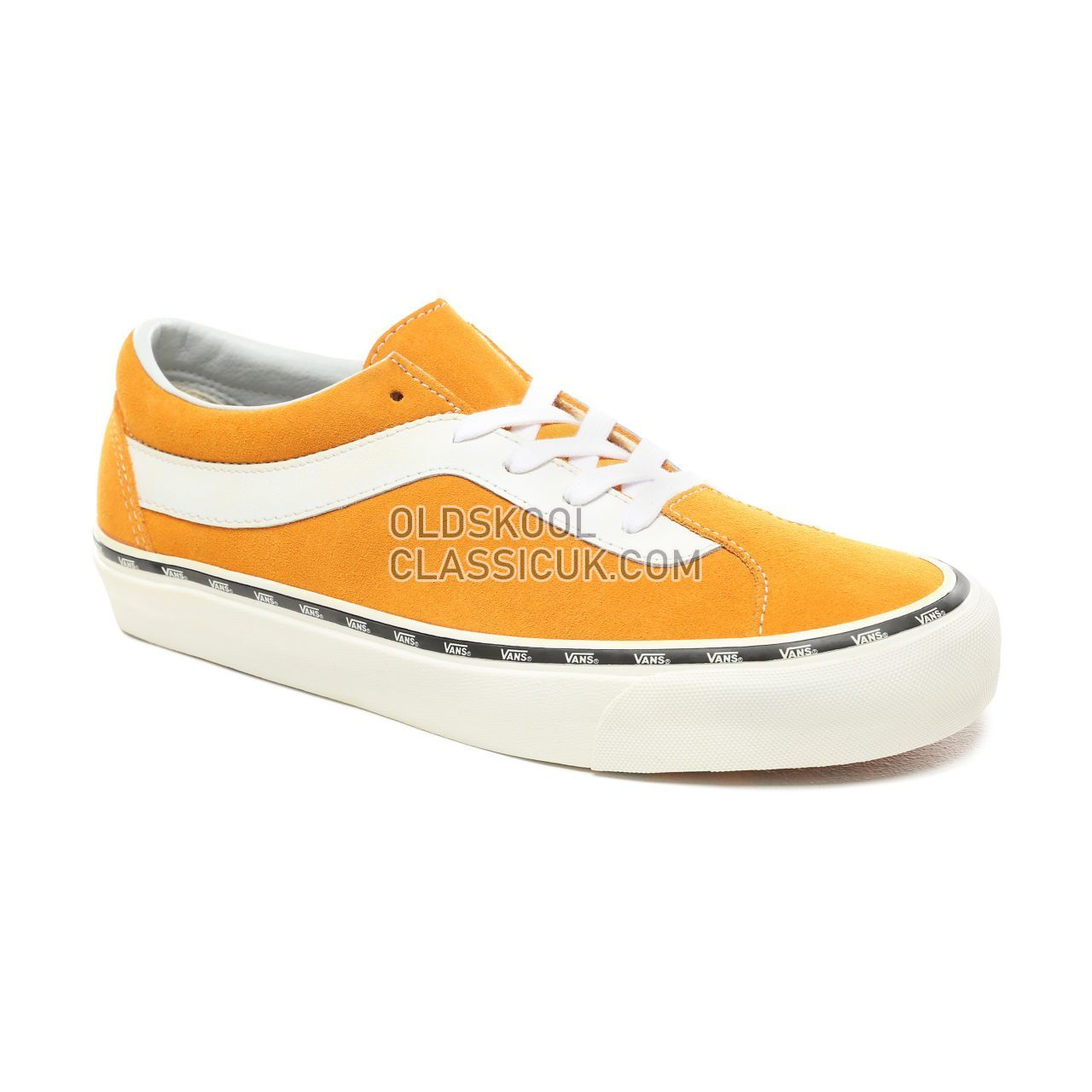 Vans New Issue Bold Ni Sneakers Mens (New Issue) Zinna/True White VN0A3WLPVLH Shoes