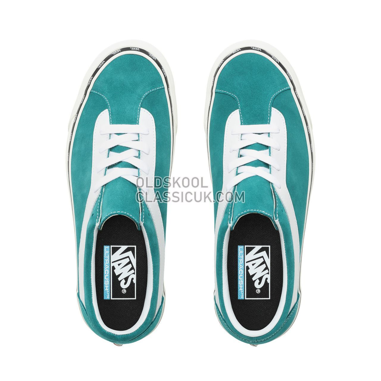 Vans New Issue Bold Ni Sneakers Mens (New Issue) Quetzal Green/True White VN0A3WLPVLG Shoes