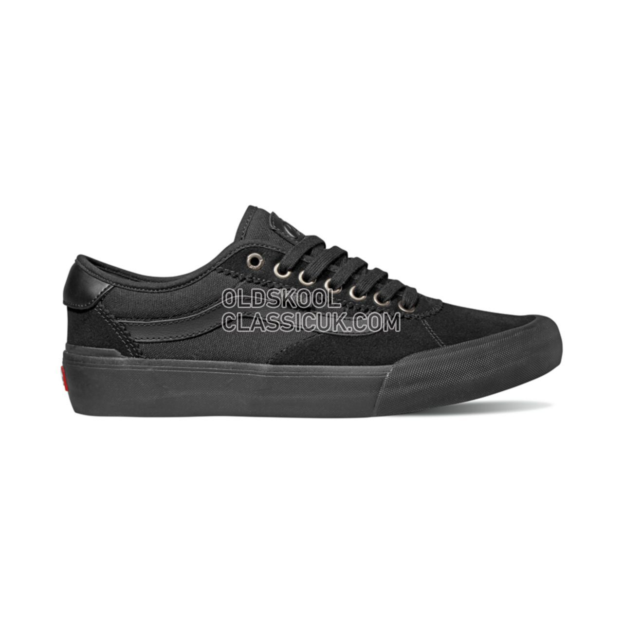 Vans Suede Chima Pro 2 Sneakers Mens (Suede) Blackout VN0A3MTIQ3B Shoes