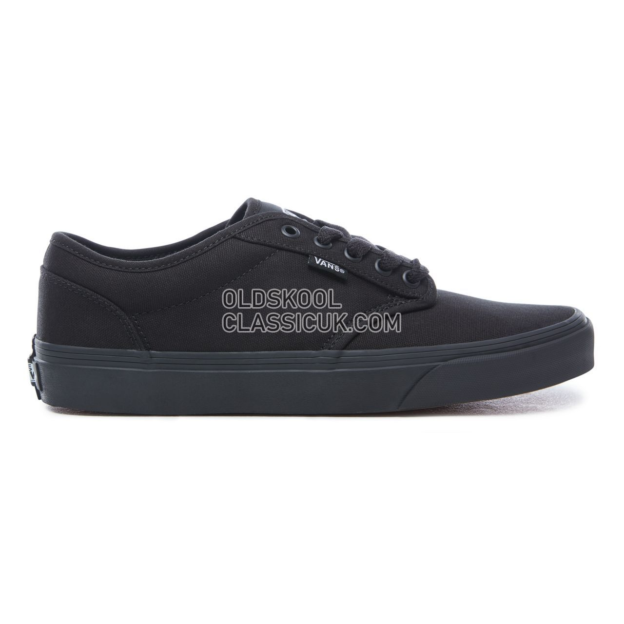Vans Atwood Sneakers Mens Black VN000TUY186 Shoes