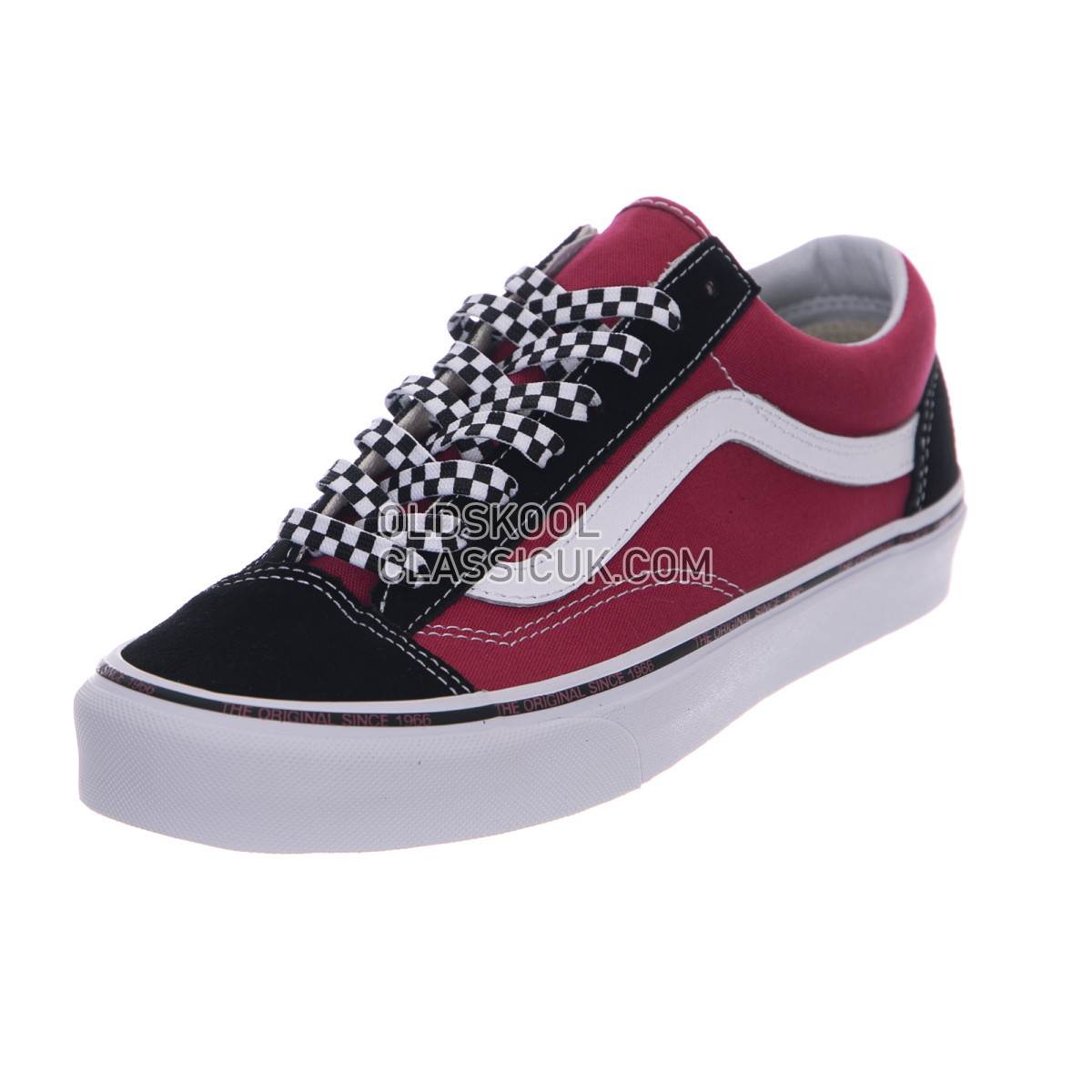 Vans Style 36 Sneakers Mens JazzyBlackTrue White VN0A3DZ3S1S Shoes £60