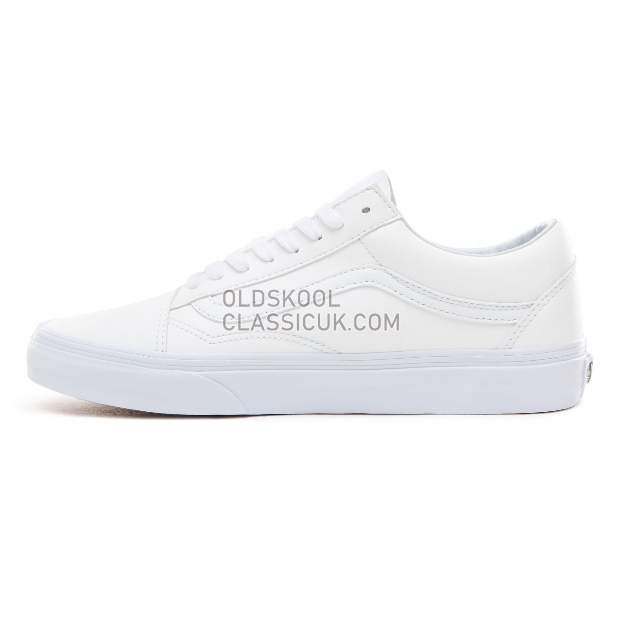 0843035a06 ... Vans Classic Tumble Old Skool Sneakers Mens Womens Unisex (Classic  Tumble) True White VN0A38G1ODJ ...