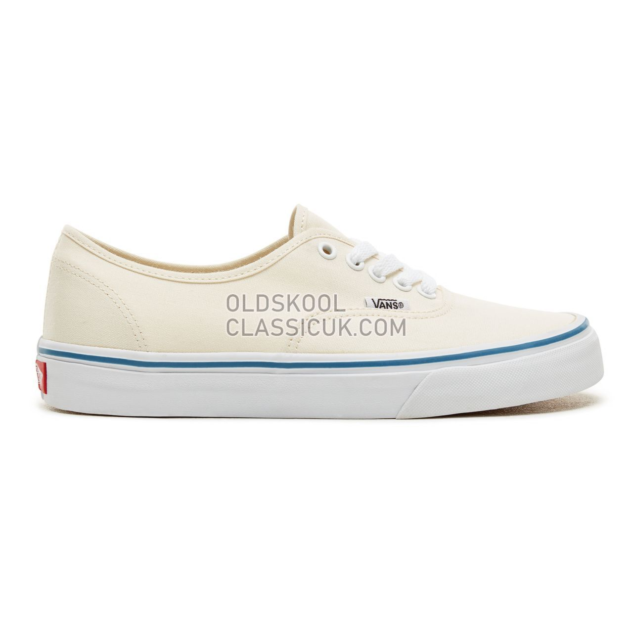 Vans Authentic Sneakers Mens White VN000EE3WHT Shoes
