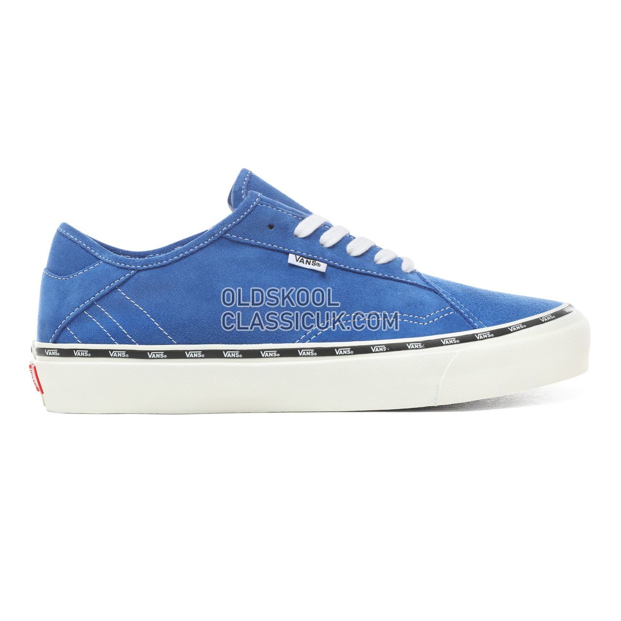 Vans New Issue Diamo NI Sneakers Mens (New Issue) Lapis Blue/True White VN0A3TKDVOF Shoes