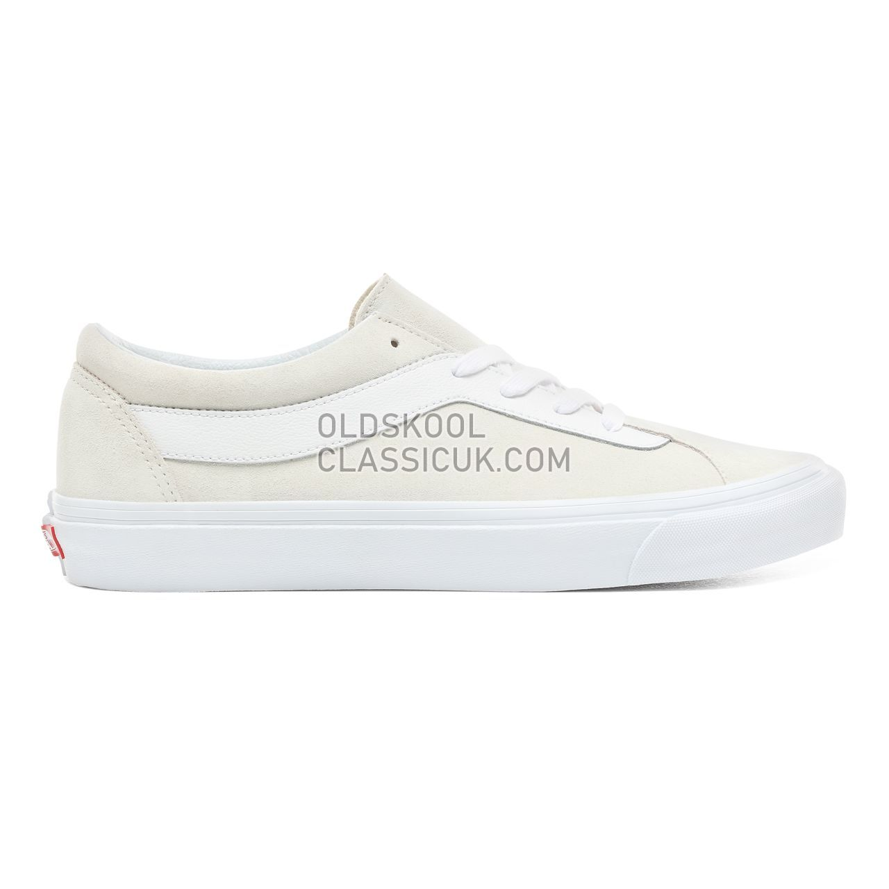 Vans Suede Bold NI Sneakers Mens (Suede) Marshmallow/True White VN0A3WLPVLK Shoes